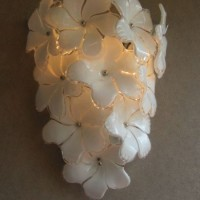 Flower Bundle Wall Sconce