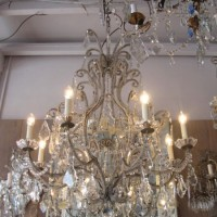Genova Beaded Chandelier