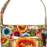 Mexican Oilcloth Purse