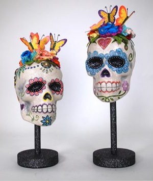 Day of the Dead Tabletop Ornaments