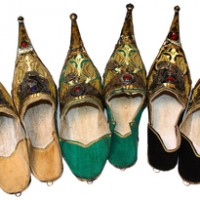 Moroccan Point Shoes