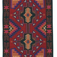 9x12 Exquisite Wool Rug 736