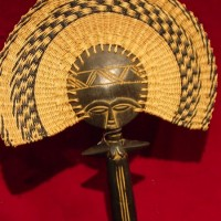 Akuba Fan from Ghana