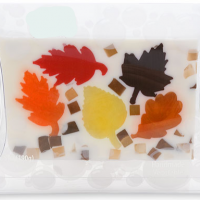Autumn Leaf Bar Soap