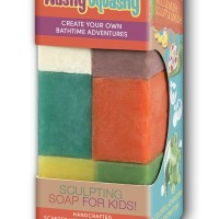 Bathtime Scuplting Soap for Kids