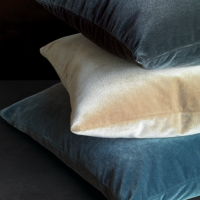Belgian Mohair Pillows