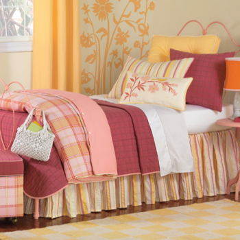 Berry Girls Bedding