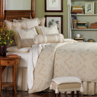 Brocade Sophisticate Bedding