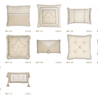 Brocade Sophisticate Pillows