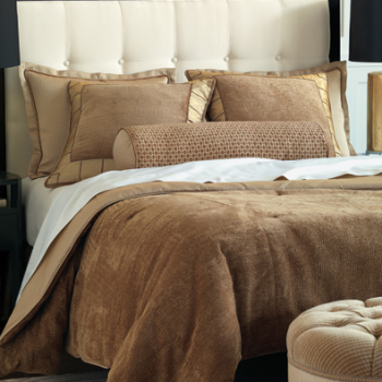 Bronze Art Deco Bedding
