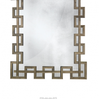 Bronze Framed Mirror