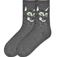 Cat Face Socks