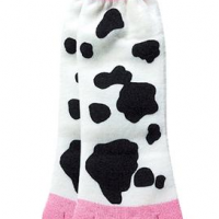Cow Toe Socks