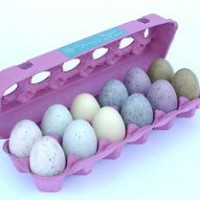 Dozen Assorted French Egg Soaps