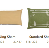 Emerald Ocean Liner Pillows