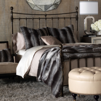 Faux Fur Bedding