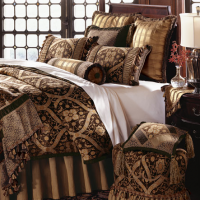 French Mocha Bedding