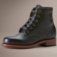 Full Grain Leather Boots