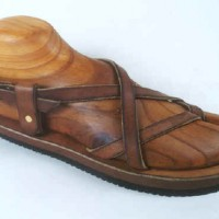 Handmade Leather Sandals 71