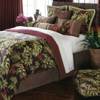 Island Inspired Bedding