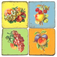 Juicy Fruits Terracotta Tiles