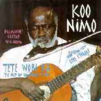 Koo Nimo Guitar Music of Ghana CD