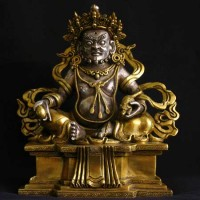 Kubera, God of Wealth