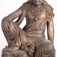 Kwan Yin in Royal Ease