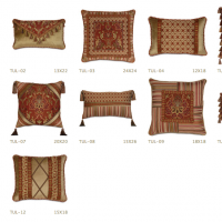 Lavish Elegance Pillows