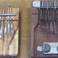 Mbira Thumb Pianos