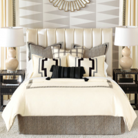 Old Hollywood Bedding