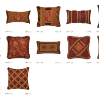 Paprika Spice Pillows