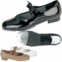 Patent Leather Tap Shoes