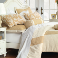 Relaxed Cottage Bedding