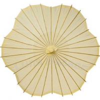 Scalloped Tea Light Parasol