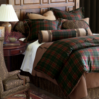 Scottish Royalty Bedding