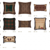 Scottish Royalty Pillows