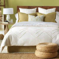Serene Green Bedding