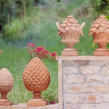 Terracotta Garden Ornaments