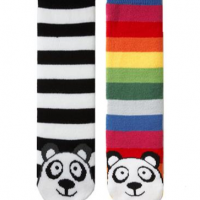 Tubular Panda Socks