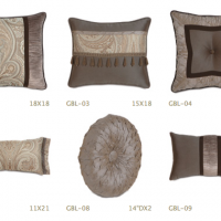 Urban Monochrome Pillows