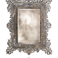 Venetian Fretwork Mirror
