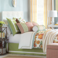 Watercolor Hues Bedding