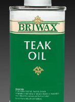 Wood Protection Teak Oil