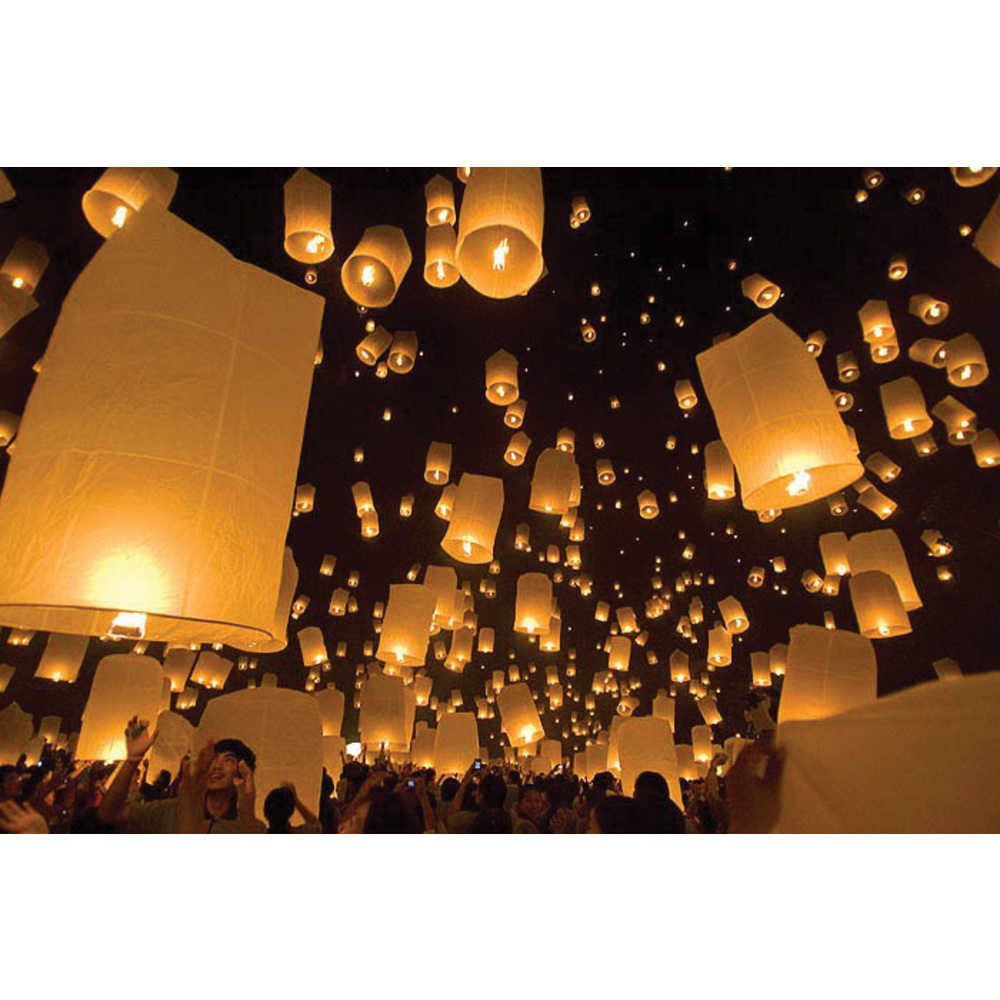 Biodegradable Sky Lanterns