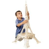 Build Your Own Eiffel Tower Construction Kit