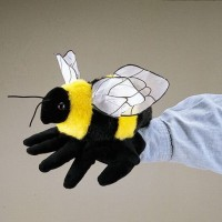 Bumble Bee Hand Puppet