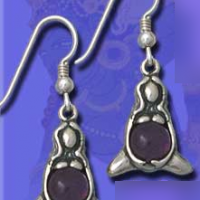 Fertility Goddess Earrings