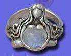 Fertility Goddess Ring