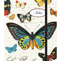 Full Size Butterfly Journal